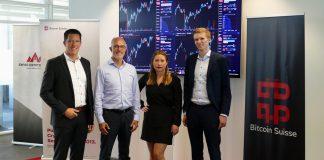 Crypto Broker Bitcoin Suisse Raises 48.6 million Series A 2020