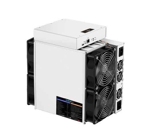 BTW Hardware mining machine