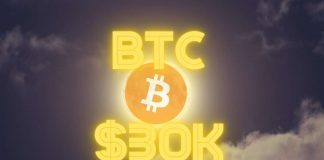 The price of bitcoin value has crossed a new all time high on Saturday morning spiking over USD 31k per coin.