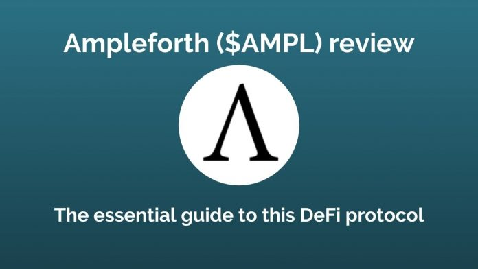 Ampleforth is a game changer that is claiming the spotlight on Decentralised Finance DeFi following the success as Compound Aave dYdX
