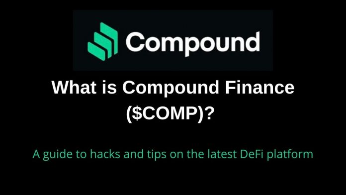 Compound Finance is a leading decentralised finance DeFi protocol that allows users to deposit borrow cryptocurrencies and earn interest