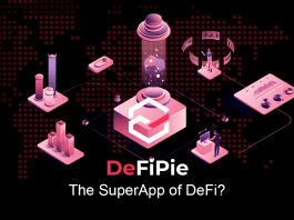 DeFiPie PIE aims to launch the first DeFi SuperApp that integrates information from all the disconnected DeFi services and protocols