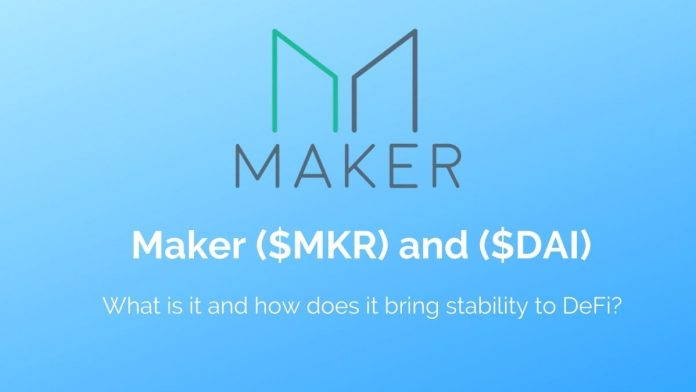 What is the difference between MKR and DAI Review How does it bring stability to DeFi