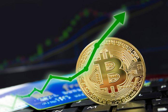 bitcoin rise
