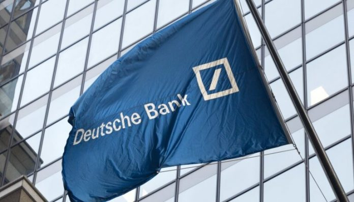 """German banking giant Deutsche Bank says it expects bitcoin to remain """"ultra-volatile"""""""