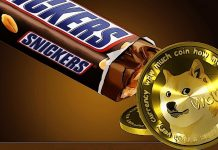 Snickers chocolate bars and Milky Way joining Dodge