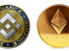 BNB and ETH lead the altcoin market