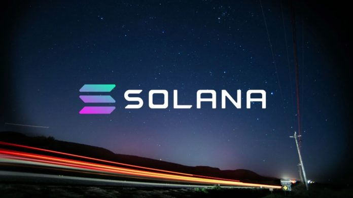 Solana has reaxhed its all time high