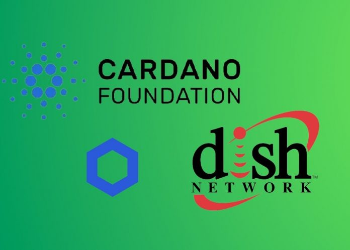 Cardano the worlds third biggest crypto by market cap has chosen Chainlink and Dish Network as new partners