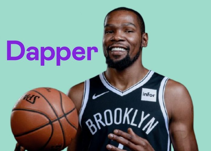 Dapper Labs partners up with two firms led by Nations Basketball Leagues top star Kevin Durant i.e. Boardroom and Thirty Five Ventures